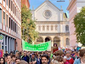 FlixBus partecipa al 3° sciopero globale del clima con i dipendenti