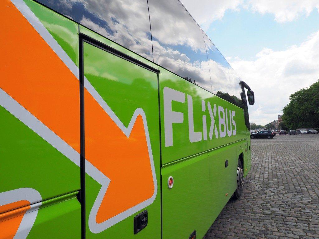 FlixBus: parte l'avventura americana