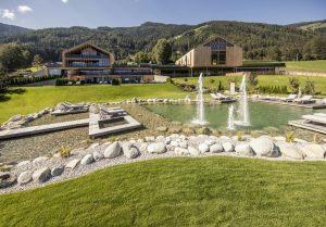 Purmontes, Alto Adige: 20 mila metri quadrati di spazio per 20 ospiti