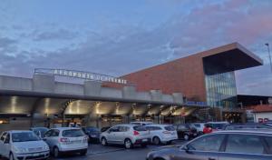 Nuovo look per gli interni dell'aeroporto di Firenze