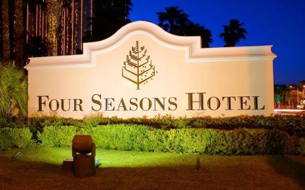 Four seasons inaugura un nuovo hotel a bogot for Piani artistici per artigiani con suite di artisti