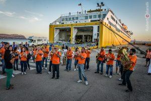 Corsica Sardinia Ferries: il 7 agosto la musica sale a bordo della Mega Express Two