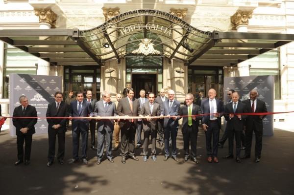 Inaugurato a milano il nuovo excelsior hotel gallia for Hotel nuovo milano