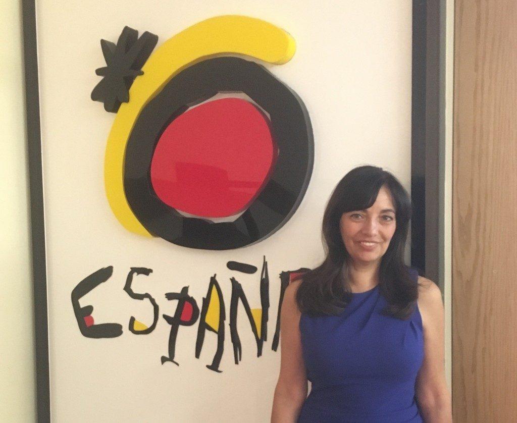 Isabel Garana è la nuova direttrice dell'Ente spagnolo del turismo a Milano