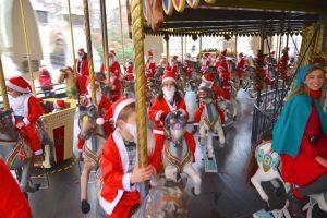 Gardaland  festeggia con il Magico Villaggio di Babbo Natale