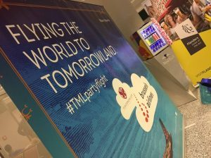 Brussels Airlines: decolla la festa per Tomorrowland