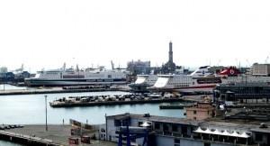 Stazioni Marittime, il porto di Genova in calo con 3 milioni di passeggeri nel 2017