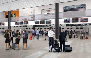 Genova amplia l'aeroporto: nuovi spazi e nuovi servizi per il Colombo