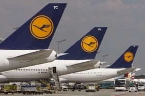 Lufthansa raggiunge un'intesa con il personale di terra