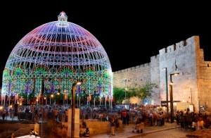 Gerusalemme celebra a giugno il Festival delle Luci