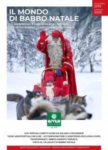 Giver Viaggi, le novità del catalogo Il Mondo di Babbo Natale
