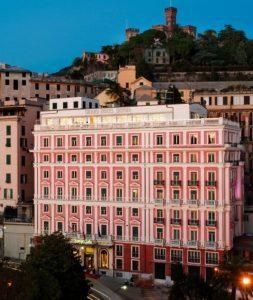 PlanetariaHotels, il Grand Hotel Savoia di Genova celebra i 120 anni con una mostra
