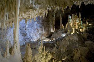 Grotte di Frasassi, record di visitatori e nuovi progetti per il 2018