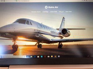 Hahn Air Lines, un nuovo sito con info sulle operazioni di volo