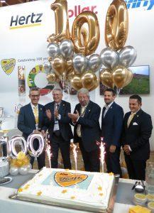 16 settembre 2018: cent'anni fa nasceva l'autonleggio con Hertz