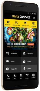 Hertz Europe introduce il Wi-Fi mobile e chiamate gratuite