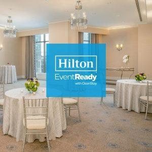 Hilton EventReady, soluzioni innovative per gli organizzatori di eventi