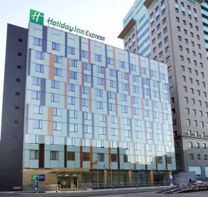 Debutta a Mosca il primo Holiday Inn Express