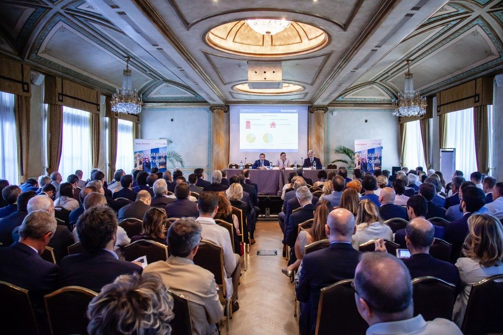 Travel Quotidiano media partner di Scenari Immobiliari per l'Hospitality Forum 2019