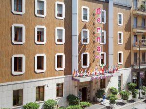 Gruppo Uvet prende in gestione l'hotel Berna di Milano