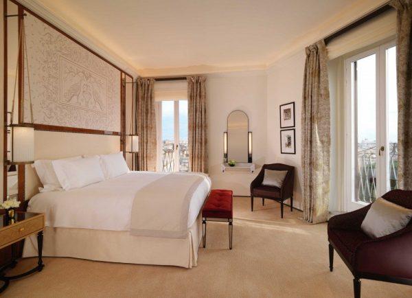 Riapre dopo la restyling l 39 hotel eden di roma dorchester - Hotel eden en roma ...