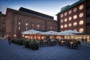 Copenaghen: in un antico birrificio apre l'hotel Ottilia