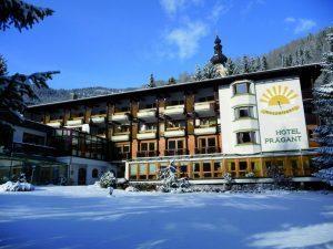 Prägant Hotel: punto di riferimento a Bad Kleinkirchheim, Carinzia
