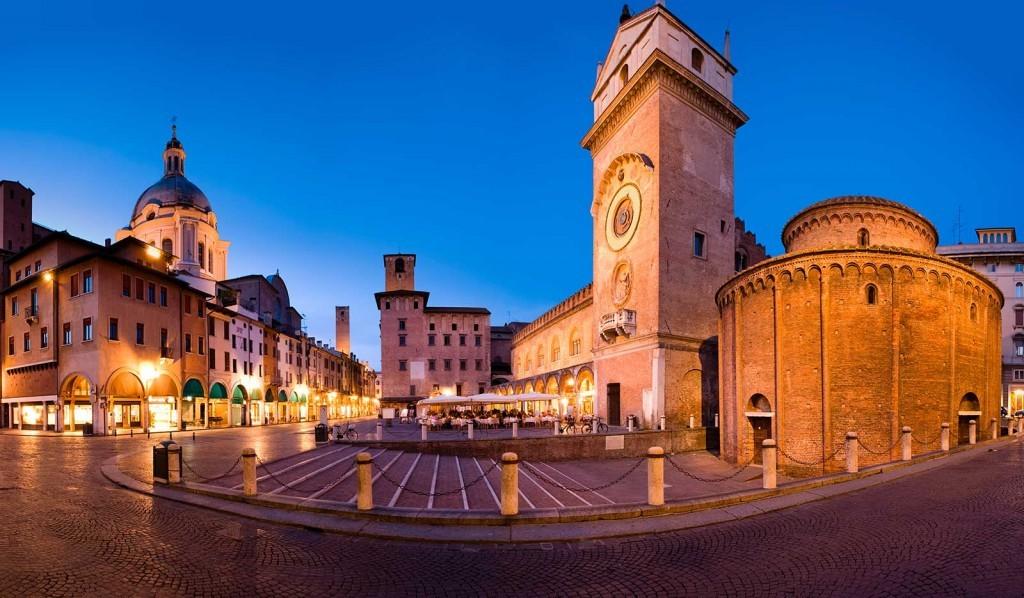 """Mantova inaugura l'anno di """"Capitale italiana della cultura 2016"""""""