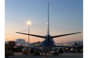 Aeroporto Verona: crescita a doppia cifra del traffico passeggeri