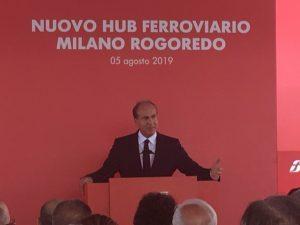 Milano Rogoredo tassello fondamentale della strategia intermodale di Fs