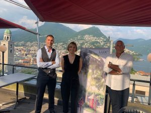 Azemar a Lugano per presentare il lusso griffato Lux* Resorts & Hotels