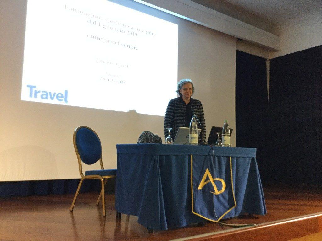 Tod di Firenze: Claudi: «I punti critici della fatturazione elettronica»