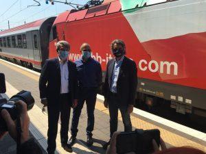 I treni Db-Öbb riprendono la corsa sulla direttrice Germania-Italia