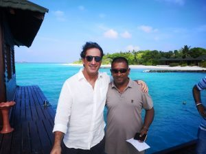 Adaaran Select Meedhupparu: Sporting Vacanze presenta le Maldive per tutti