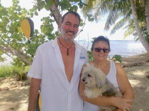 La Polinesia Francese dei piccoli alberghi di charme indipendenti: il Fare Pea Iti
