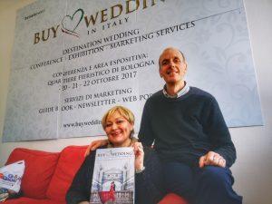 Buy Wedding in Italy # 5: ancora a Bologna dal 12 al 14 novembre