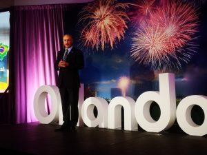 Orlando si prepara per l' IPW 2022 celebrando il record di arrivi