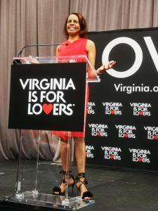 Cresce l'apprezzamento turistico per la Virginia
