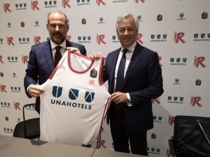 Unahotels nuovo main sponsor della Pallacanestro Reggiana