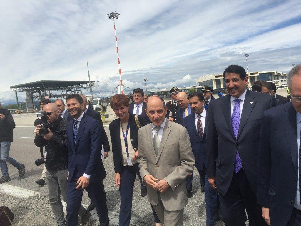 Al Baker: «Il lungo raggio Air Italy partirà anche da Roma»