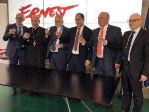 Genova, Ernest Airlines presenta il nuovo collegamento per Bucarest