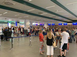 Milano Bergamo: nel primo semestre aumentano passeggeri e utili
