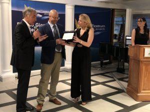 Grimaldi: assegnati i Mare Nostrum Awards