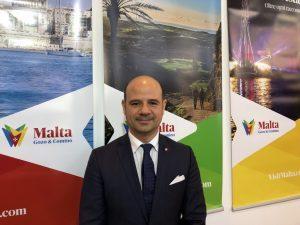 Malta, Claude Zammit Trevisan «Nel 2019 vorremmo superare le 400mila presenze»
