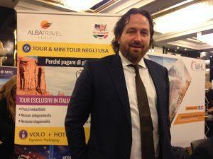 Luca Riminucci nuovo direttore vendite di Albatravel