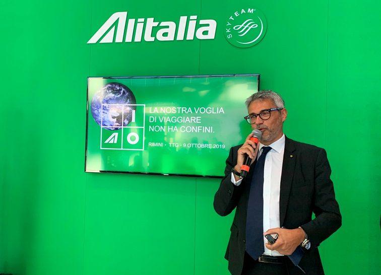 """Lazzerini, Alitalia, al mercato: """"Vi dobbiamo chiarezza"""""""