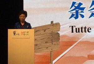 Cina: il Guizhou si presenta a Roma