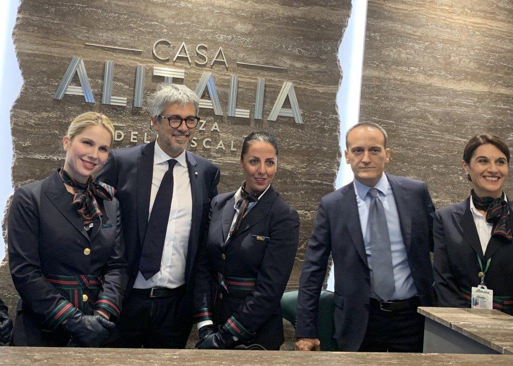 Alitalia: passa da Linate la riscossa sul traffico corporate