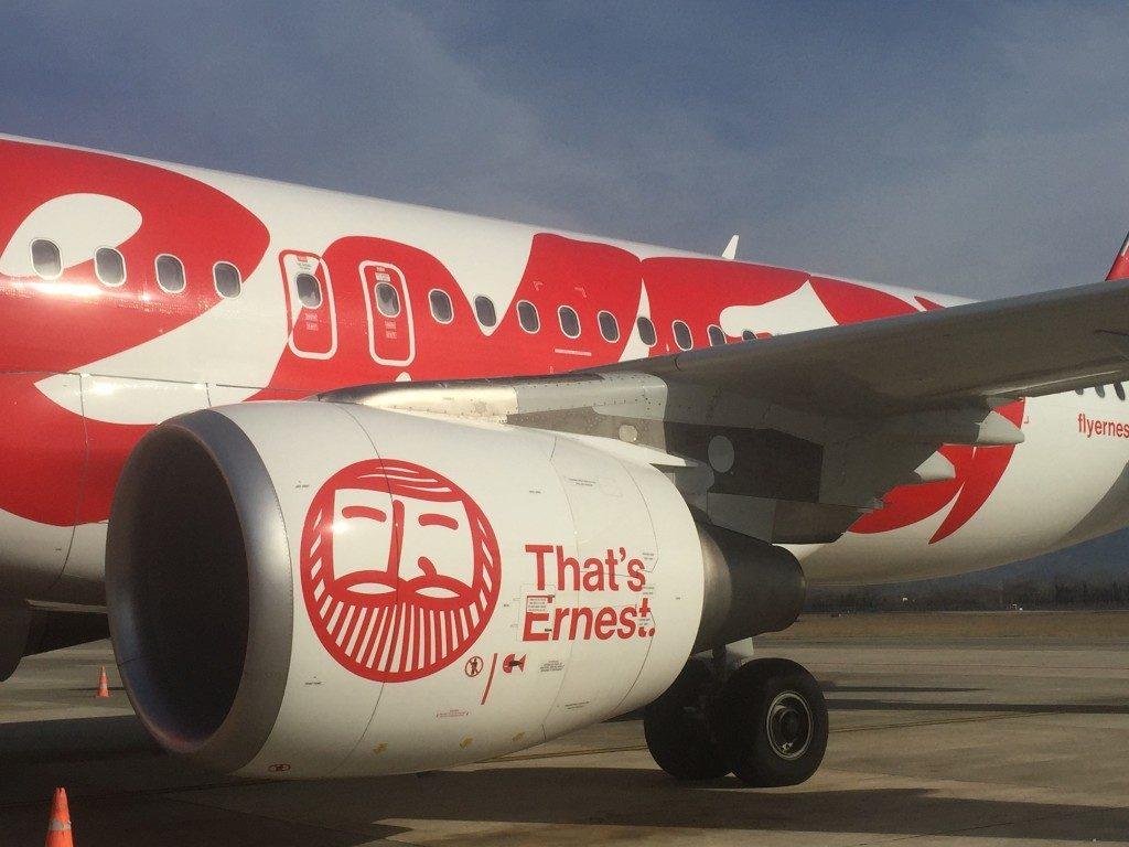 Ernest Airlines: arriva la richiesta di concordato preventivo