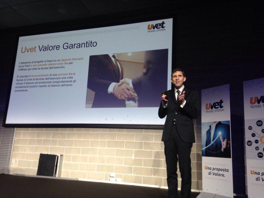 Gilardi: «La rivoluzione comincia da Uvet Travel System»